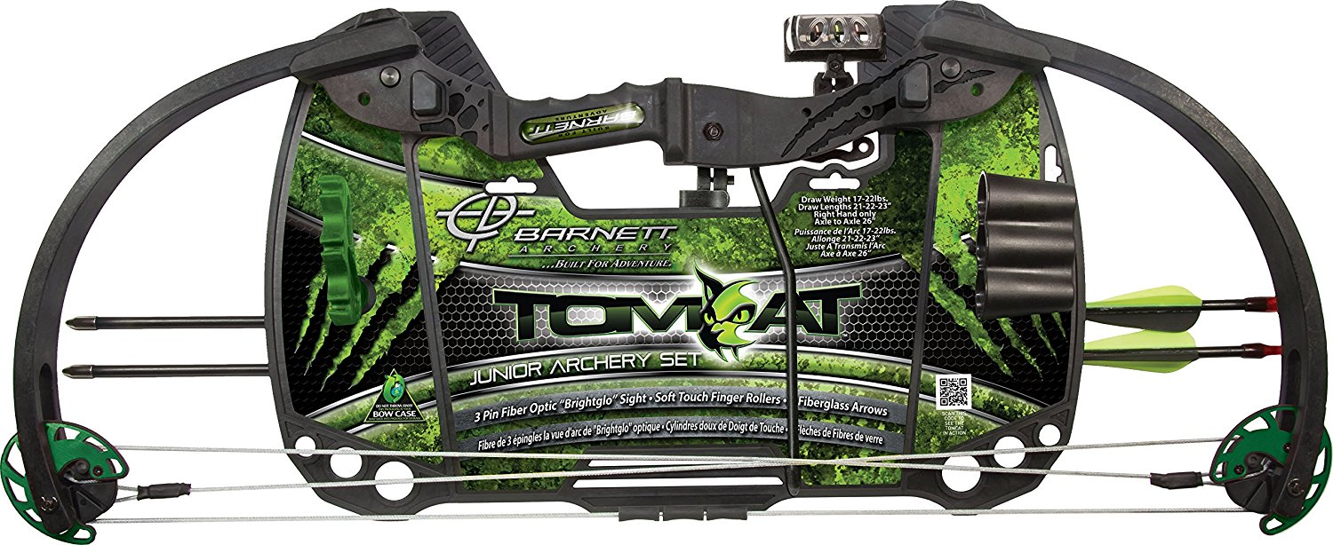 Barnett Tomcat Junior Archery Set