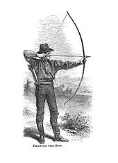 Classification of Bow and Arrow