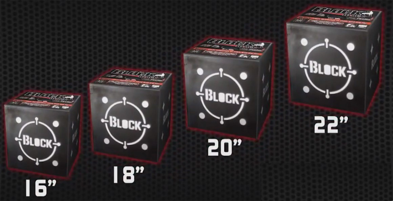 Field Logic Block Invasion Archery Target