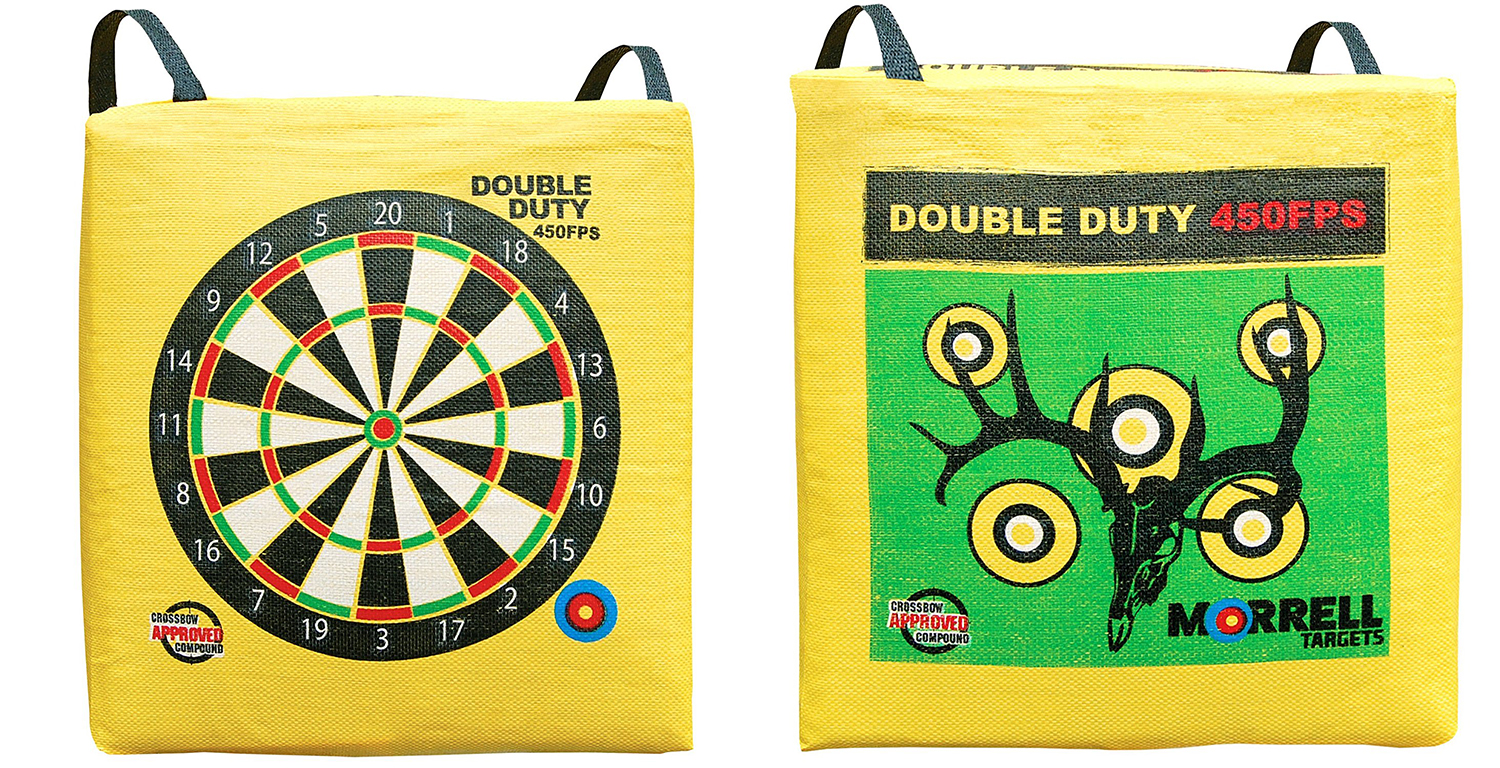 Morrell Double Duty 450 Fps Archery Bag Target Review