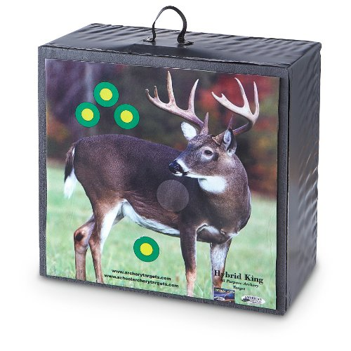 Hybrid King Archery Target