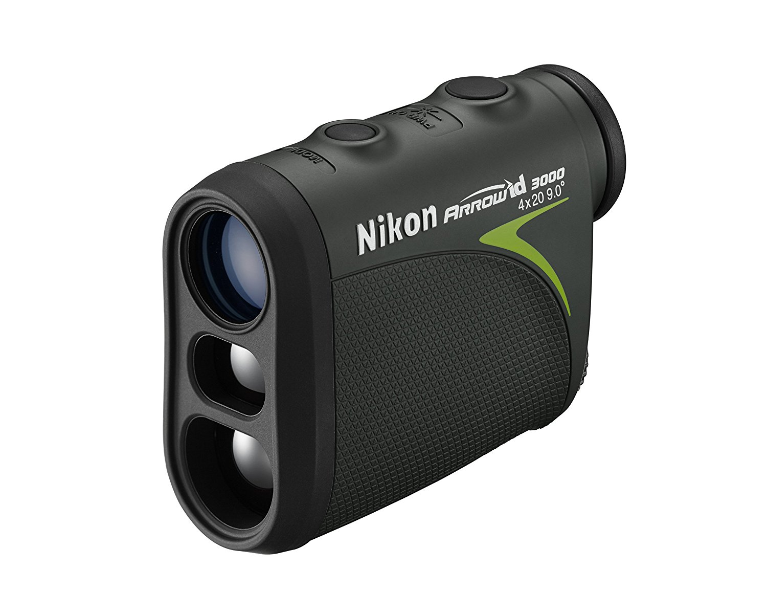 Nikon 16224 Arrow ID 3000 Bow Hunting Laser Rangefinder