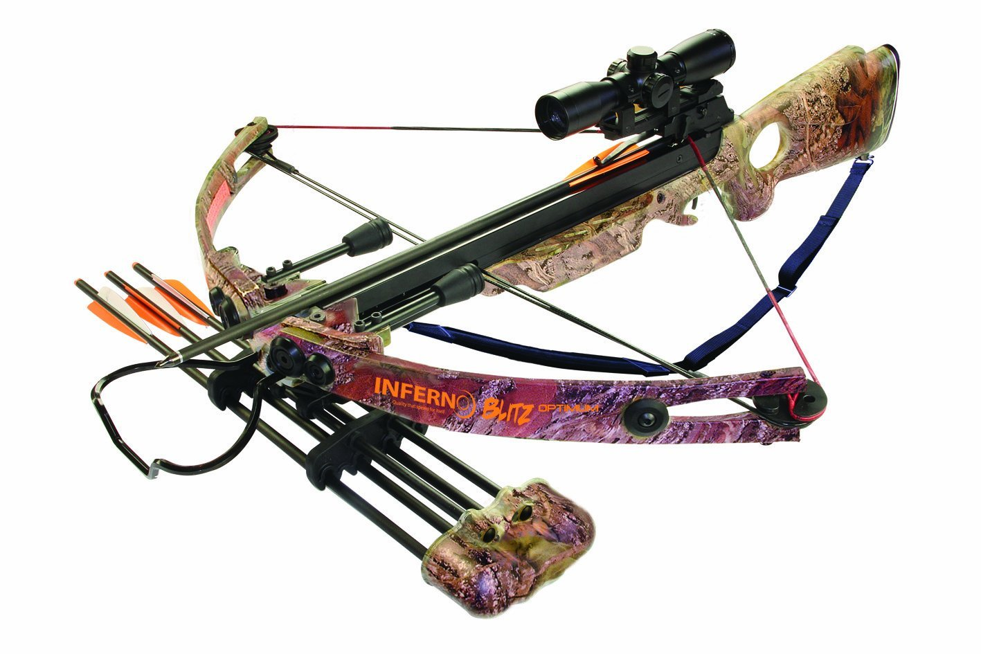 Arrow Precision Blitz Optimum Crossbow Compound