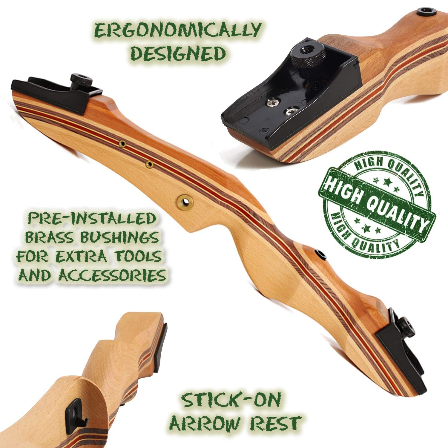 Best Archery Recurve Bow Buying Guide