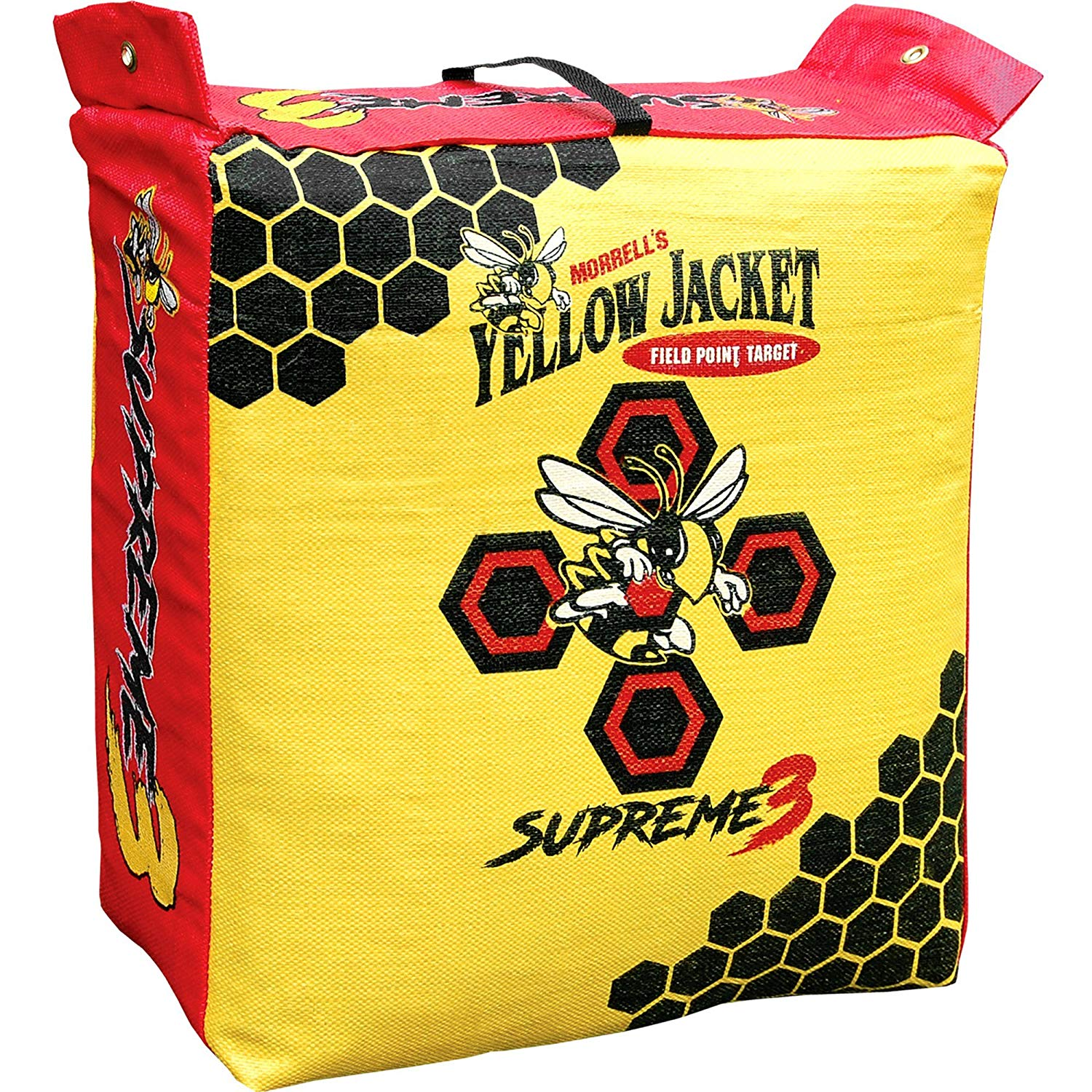 Yellow Jacket Supreme 3 Field Point Bag Archery Target 2