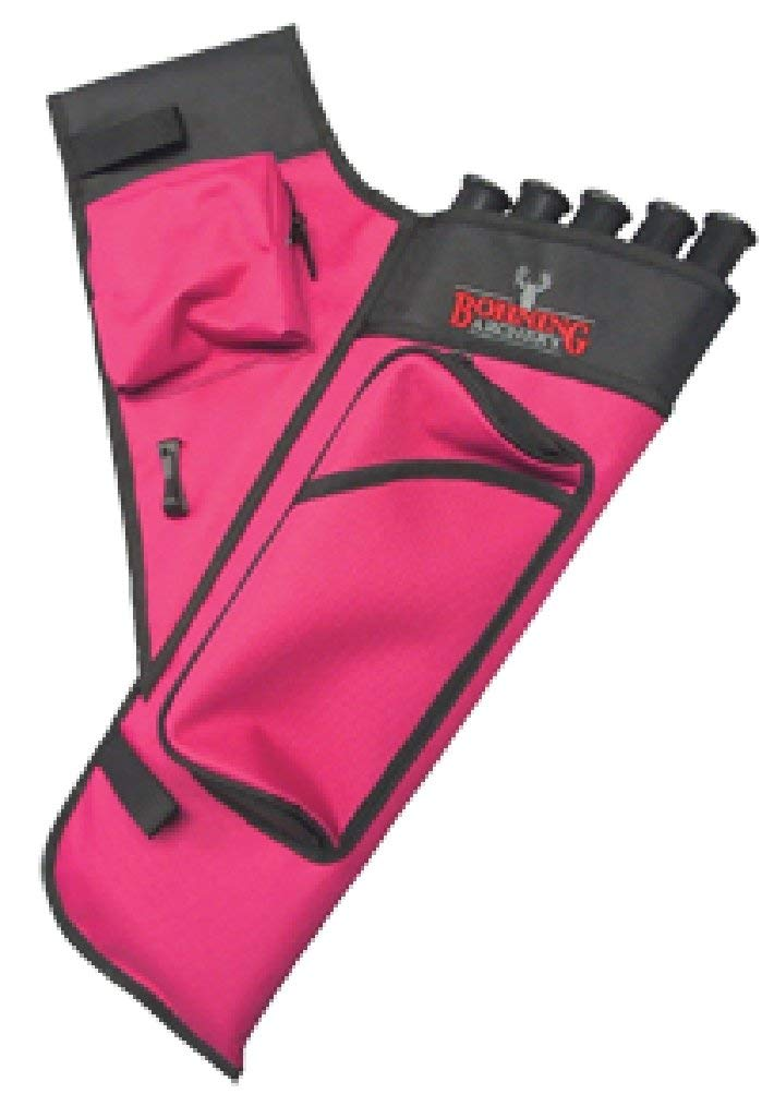 Bohning Adult Target Quiver Pink