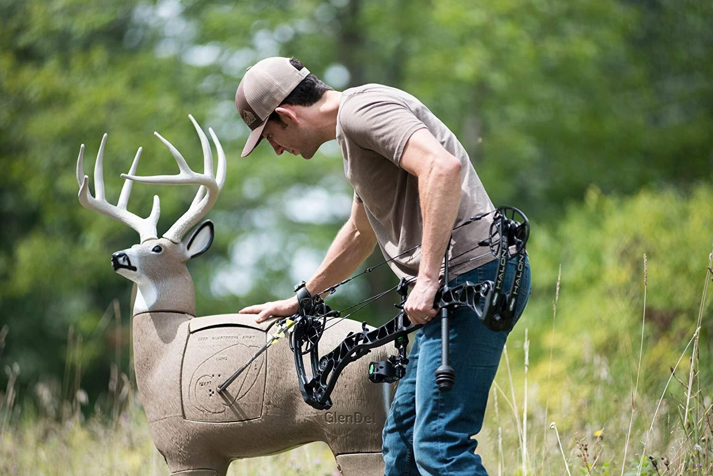 GlenDel Buck 3D Archery Target