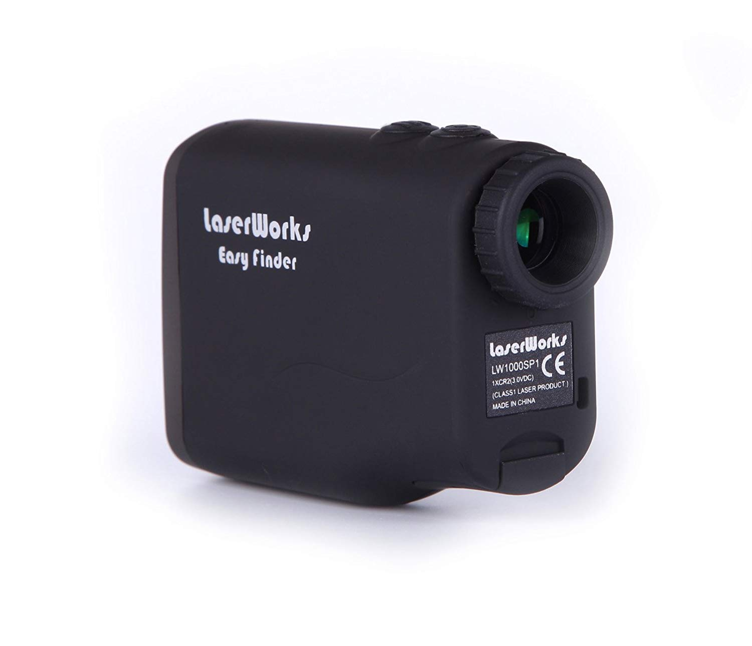 LaserWorks Laser Rangefinder for Hunting and Golf