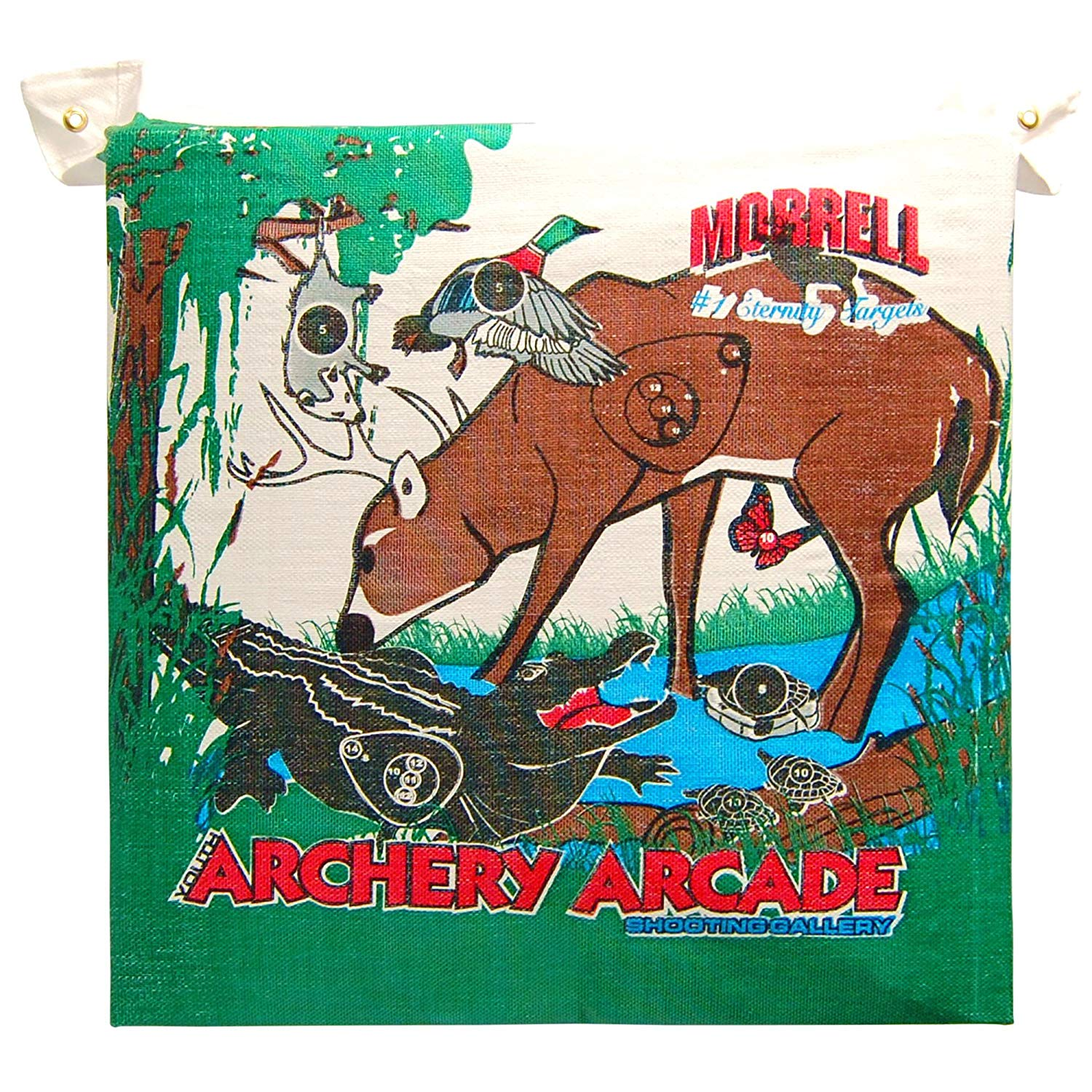 Morrell Youth Arcade Archery Target