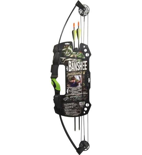 Barnett Realtree Banshee Compound Bow Quad