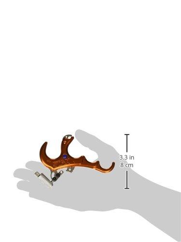 Copper John Quattro Archery Release
