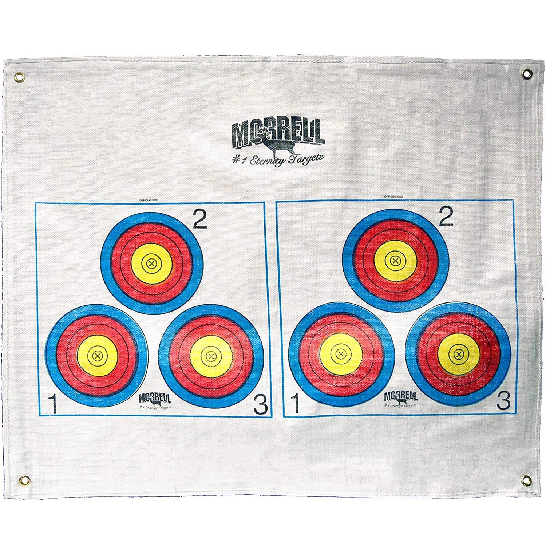 Morrell Archery 3 Spot Paper 100 Pack