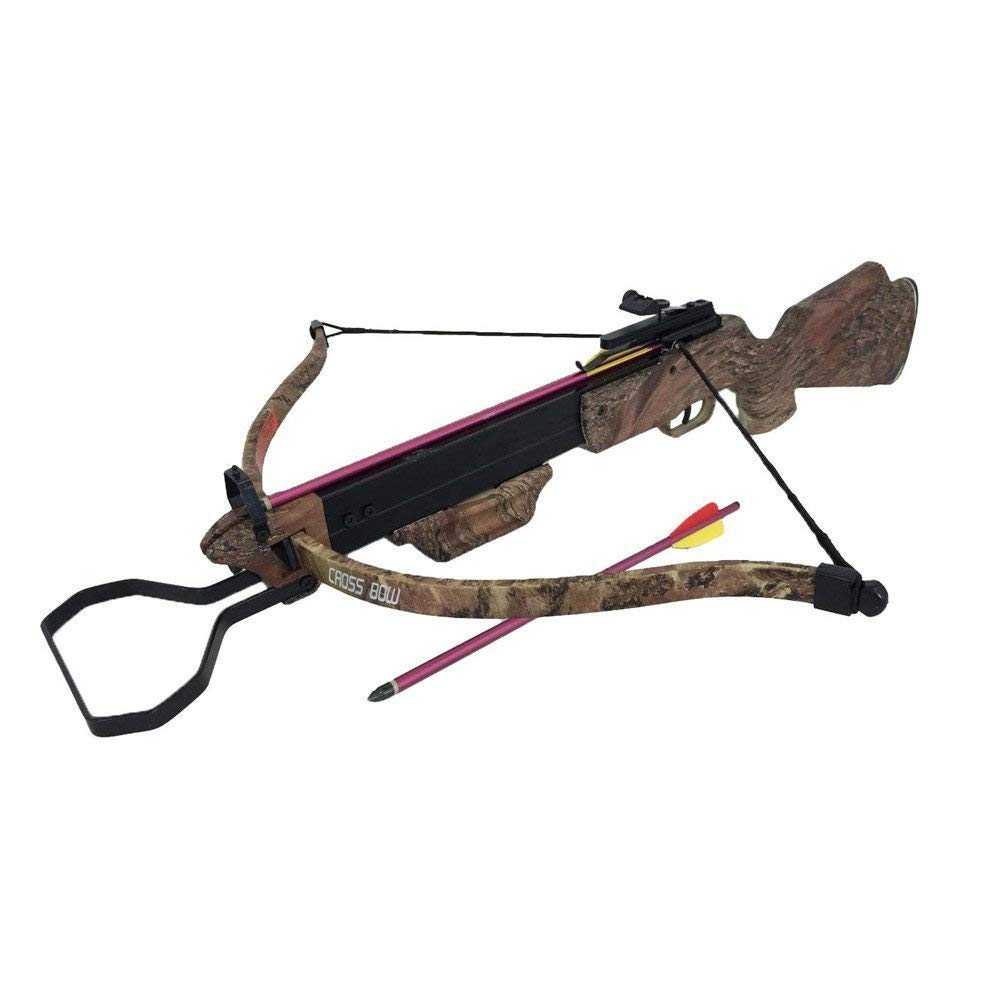 Wizard 130 lbs Camo Hunting Crossbow