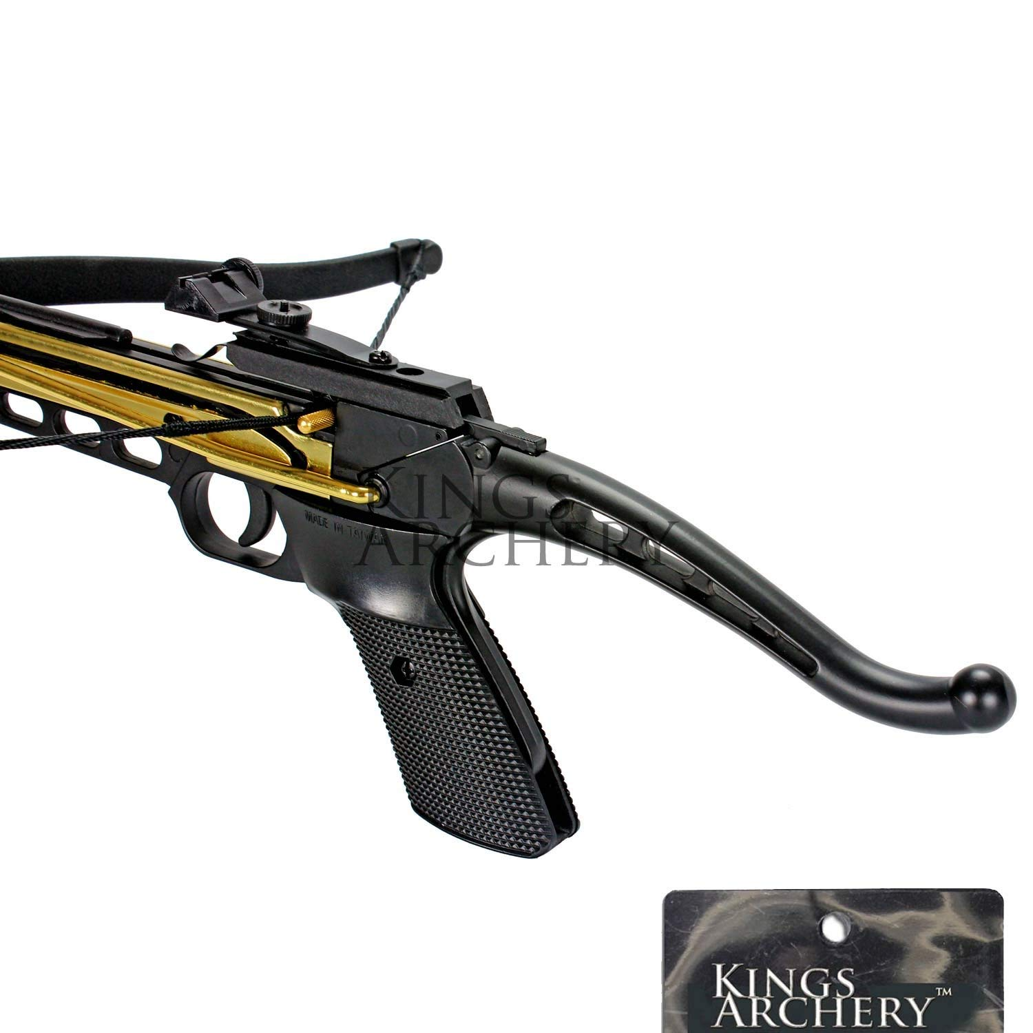 KingsArchery Crossbow Self-Cocking 60 PVC