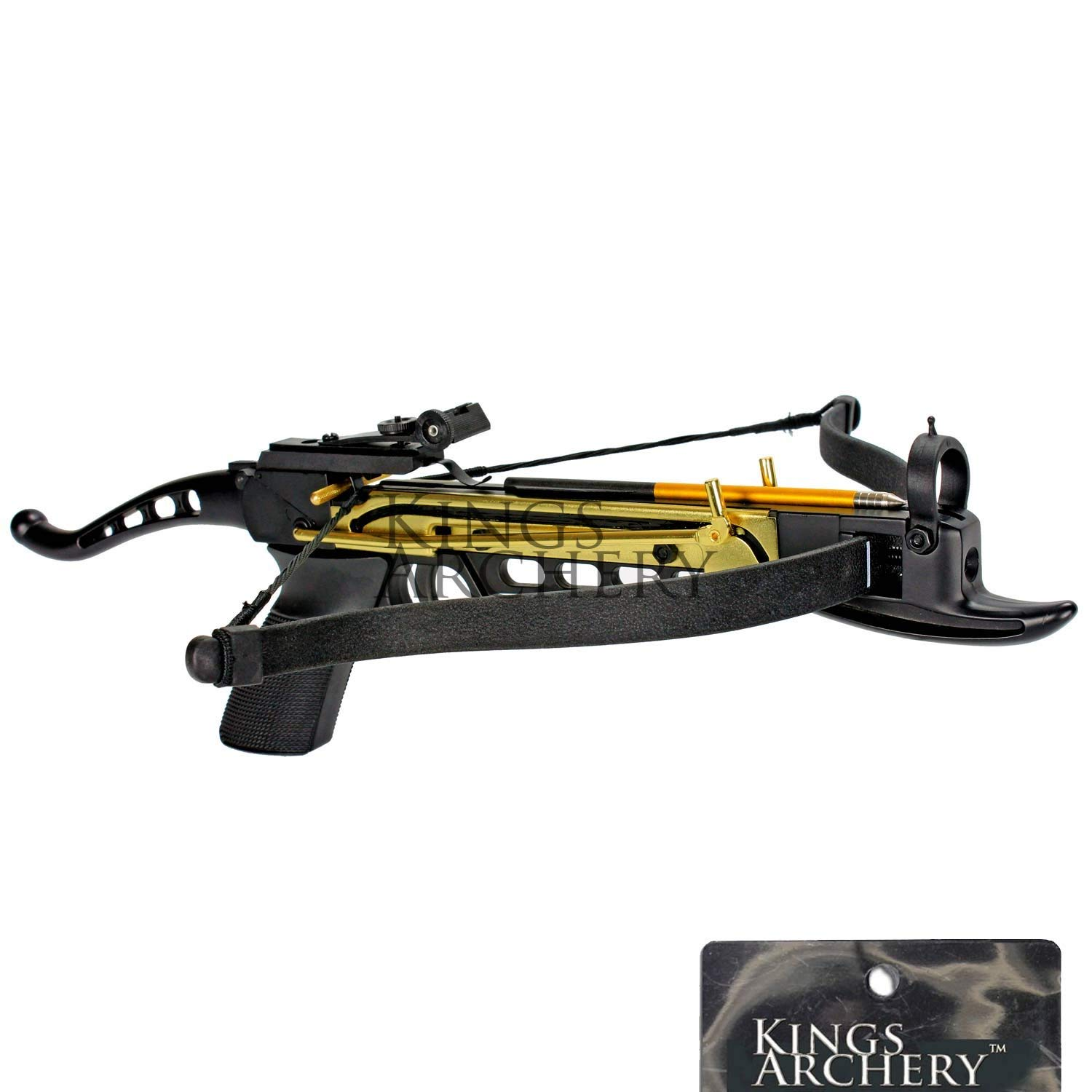 Crossbow Self-Cocking KingsArchery 15 PVC