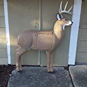 Full-Rut Buck 3D Target