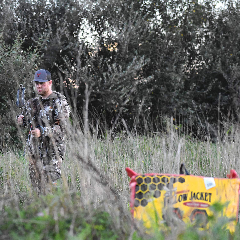 Morrell Yellow Jacket Supreme Archery Broadhead Target