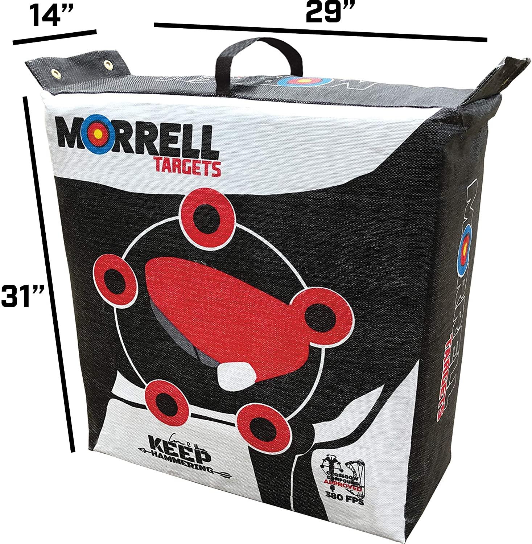 Morrell White Hammering Outdoor Range Target