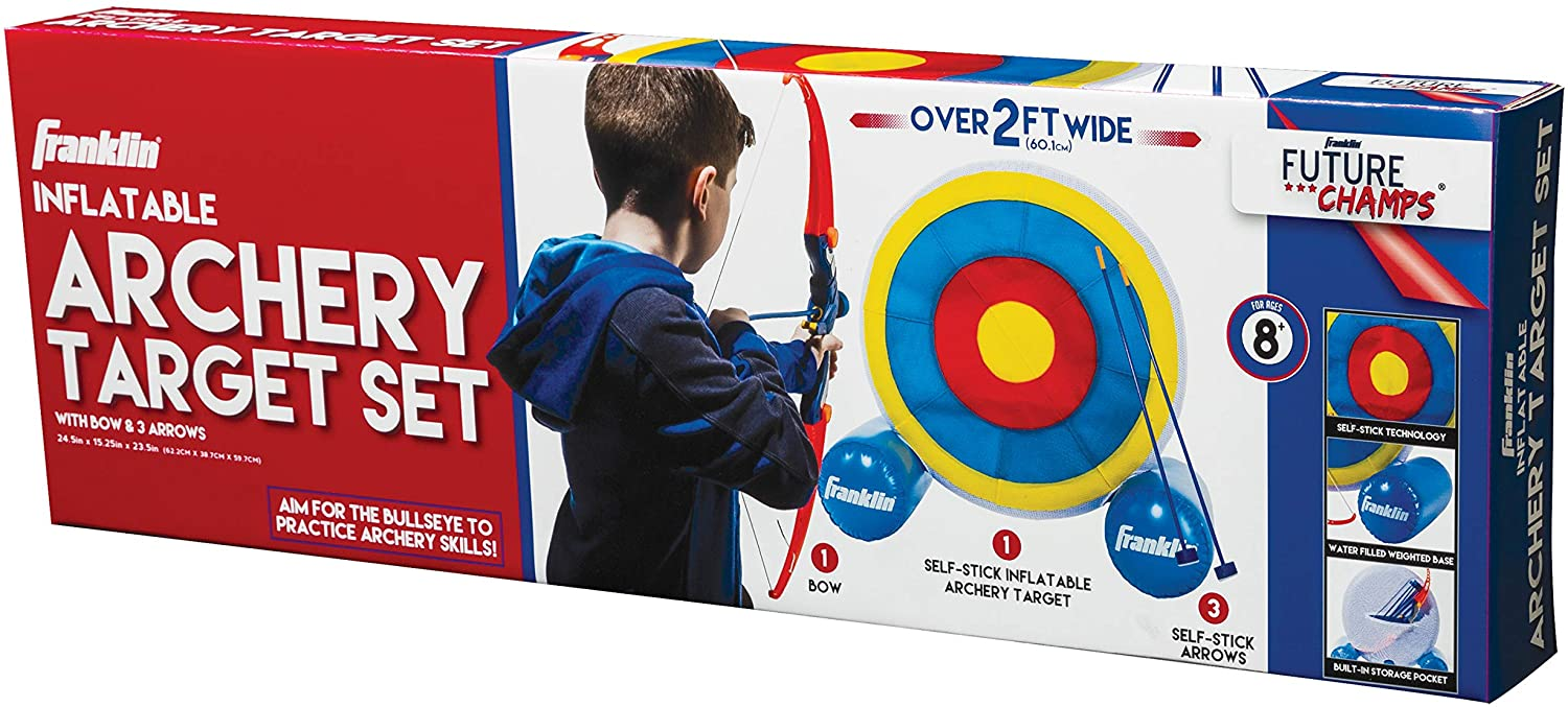 Franklin Kids Bulls Eye Archery Target
